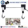 kayak hoist Polley Lifting System Garage Ceiling Storage equipment