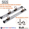 2 Pcs 305mm Anchor Track Tie Down Point Rail Aluminium Tracking Trailer Caravan