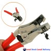 Auto Wire Stripper Length Adjustable Guide 1.0 - 3.2 mm Wire Cutter Pliers