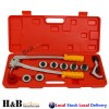 Tube Expander Tool Kit Pipe Expander Tube Cutter Plumbing Air Conditioner