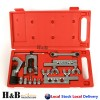 Pro Flaring And Swaging Tool Set Tube Expander Tube Cutter Ratchet Wrench