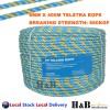 High Quality 6mm x 400M Telstra Parramatta Rope Coils Breaking Strength 660KG