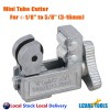 Heavy Duty Mini Tube Pipe Cutter 3 - 16mm 1/8