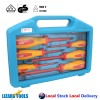 Industrial Grade VDE GS 1000V 7 Pcs Insulated Screwdrivers Set Electrical Tools