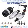 Alloy Steel Nutsert Tool Drill Adapter Stainless Steel Rivet Nut Rivnut Tools