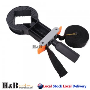 Rapid Corner Clamp Band Strap Clamps Vice Picture Frame Woodworking