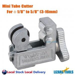 "Heavy Duty Mini Tube Pipe Cutter 3 - 16mm 1/8"" - 5/8"" Auto Refrigeration"