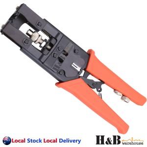 Compression ConnectorCoaxial BNC RCA F RG59 RG6 Crimper Cutter Crimping Tools