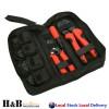 9in1 Crimping Crimper Tool Set 0.5 - 16 mm2 Terminals Cable Stripper 03B