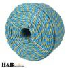 6mm x 100M Telstra Rope Parramatta Rope Coils Breaking Strength 595 KG