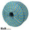 6mm x 50M Telstra Rope Parramatta Rope Coils Breaking Strength 595 KG