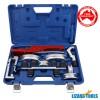 Genuine 90° Multi Ratchet Reverse Tube Pipe Bender Kit Alumium Alloy Wheel