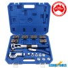Hydraulic Tube Expander Flaring Tools Kit Cutter Plumbing Swaging Tool