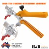 Tile Leveling System Kit HD Pliers 1301-401 Pcs Levelling Spacer 1.5mm 3mm Clips