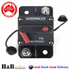 70A AMP Circuit Breaker Dual Battery IP67 Waterproof 12V 24V Fuse Manual Reset