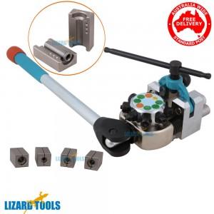 Genuins Trade Grade Single Double 45Deg Flare Flaring Tool Brake Line Pipe 3/16