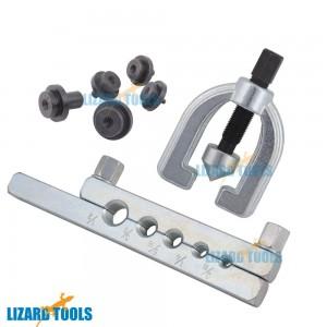 "Double Flaring Single Flare Tool Kit Fuel Brake Lines 3/16"" - 1/2"""