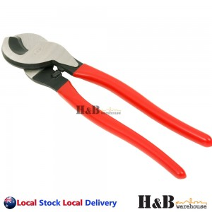 """10"""" Hand Held High Leverage Cable Wire Electrical Cutter Plier Up To 60mm2"""