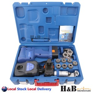 Genuine Electric Flaring Flare Tools Kit Eccentric R410A Refrigeration Copper
